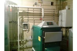 монтаж систем вентиляції та кондиціонування, монтаж систем опалення та водопостачання, сантехнічні роботи