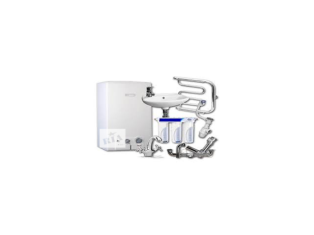 Монтаж систем отопления,водоснабжения,сантехнические работы- объявление о продаже  в Стрые