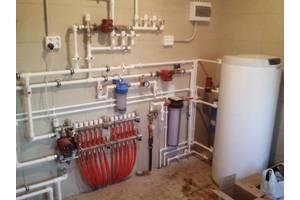 Монтаж систем отопления и водоснабжения , Отделочные работы, Ремонт под ключ, Сантехнические работы, Строительные работы