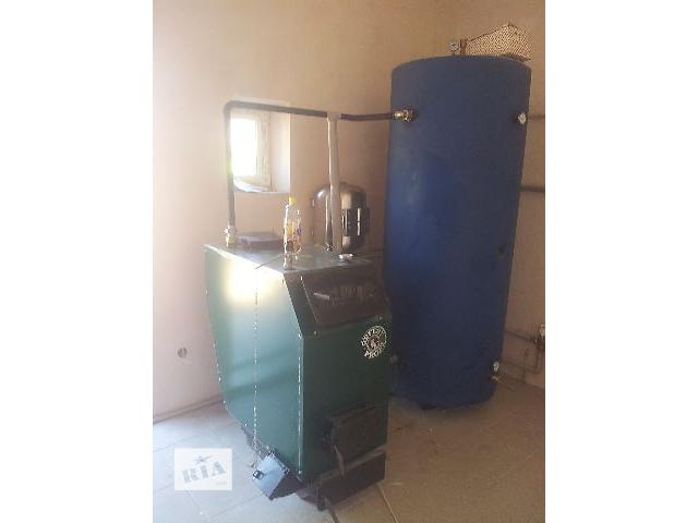 купить бу Монтаж систем отопления в Киевской области