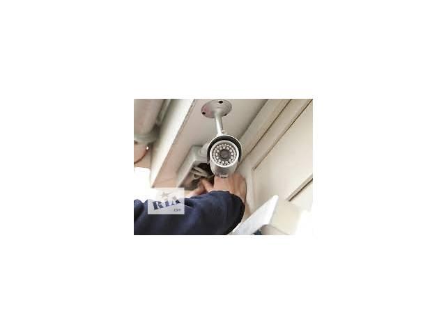 Монтаж видеонаблюдения- объявление о продаже  в Купянске