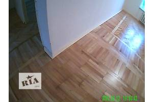 Installation of a floor