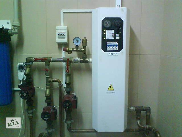 купить бу Монтаж систем отопления  в Киеве