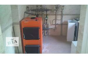 Installation of heating systems and water sup