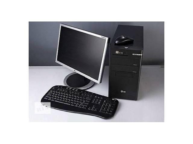 Монитор+системный блок+мышка+клавиатура+веб камера- объявление о продаже  в Днепре (Днепропетровск)