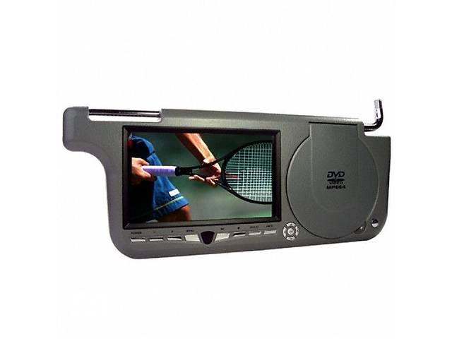 купить бу Монитор в козырек Opera 7003DVD, солнцезащитный козырек с монитором 7 в Николаеве