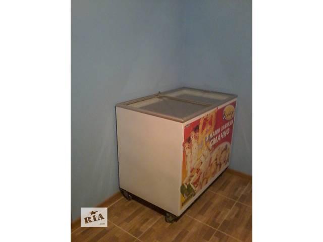 Морозильна камера- объявление о продаже  в Межгорье