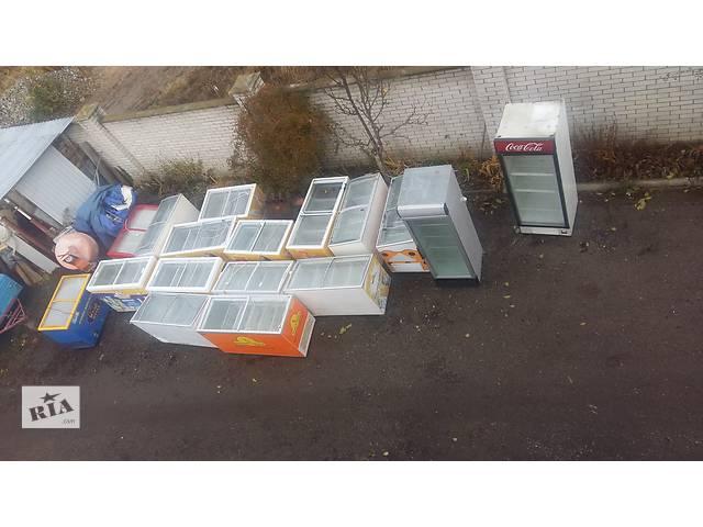 бу Морозильные лари витрины шкафы в Житомире