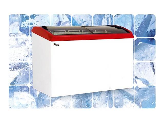 Морозильный ларь JUKA 600 л,7 корзин, гнутое стекло- объявление о продаже  в Киеве