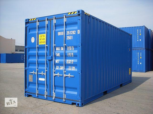 купить бу Продаётся Морской контейнер 20 фут б/у в Одессе
