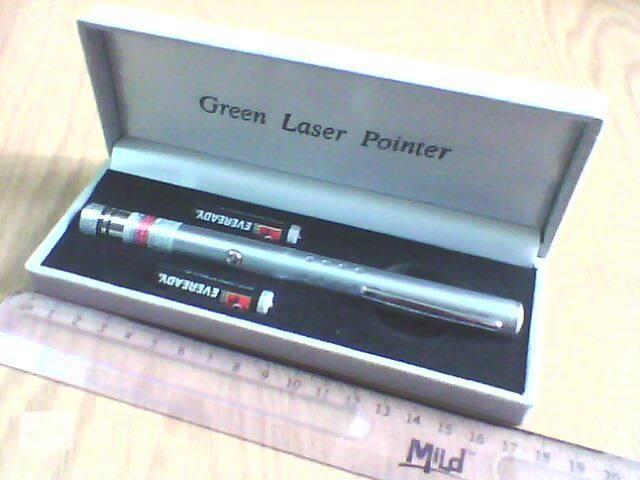 Мощная лазерная указка Green laser Pointer 200 мВт- объявление о продаже  в Запорожье