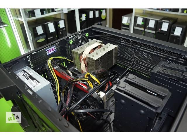 бу мощнейший игровой компьютер в Одессе