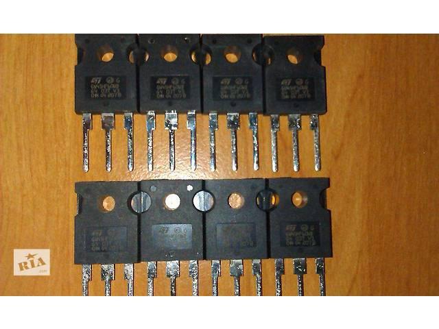 Мощные IGBT транзисторы GW45HF60WD- объявление о продаже  в Кропивницком (Кировоград)