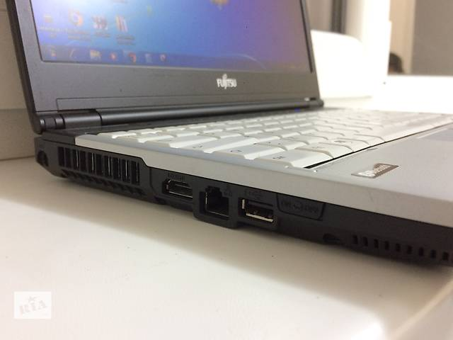 купить бу Мощный ноутбук Fujitsu Siemens LifeBook S7601! 3G ! в Львове