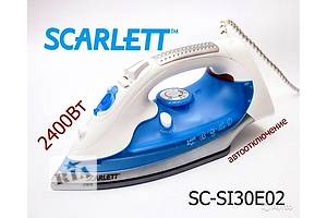 Новые Паровые утюги Scarlett