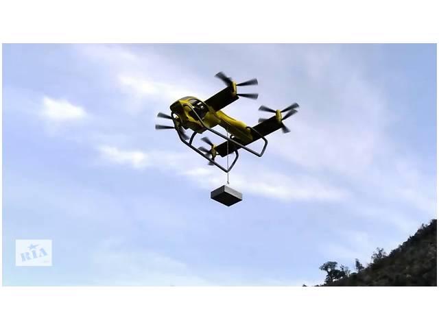 купить бу Универсальный грузовой дрон-беспилотник Дракула в Харькове