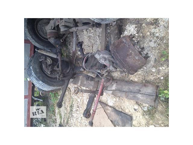 купить бу Мост, балка и Подъемный мост (ленивец) Mercedes 2534 в Бережанах