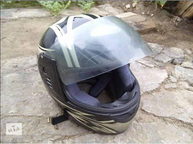 Мото- шлем- объявление о продаже  в Днепре (Днепропетровск)