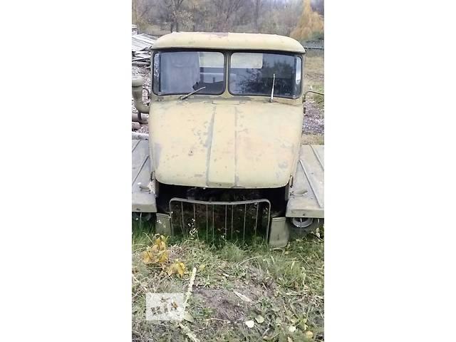 купить бу Мотор , рама ,  кабина до Урала 375 в Ивано-Франковске