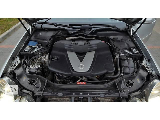 купить бу Мотор 3,0 V6 OM642 w211 w219 w221 w212 splinter Б/у двигун для легкового авто Mercedes E-Class в Львове