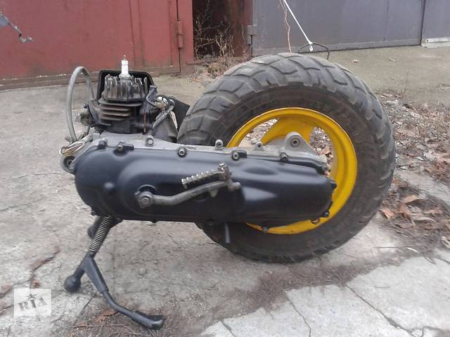 бу Мотор для мопеда Yamaha BWS в Кропивницком (Кировоград)