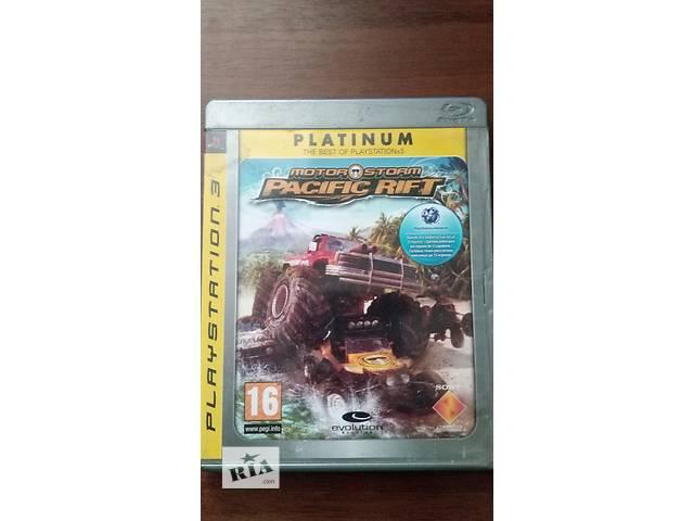 Motor Storm Pacific Rift- объявление о продаже  в Киеве