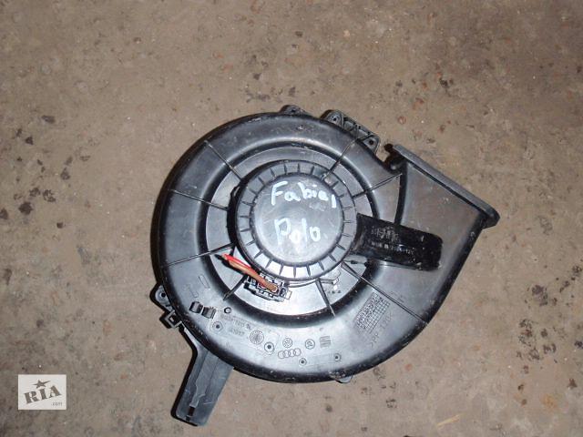 продам Моторчик печки для Skoda Fabia 2005, 6Q2819015H бу в Львове