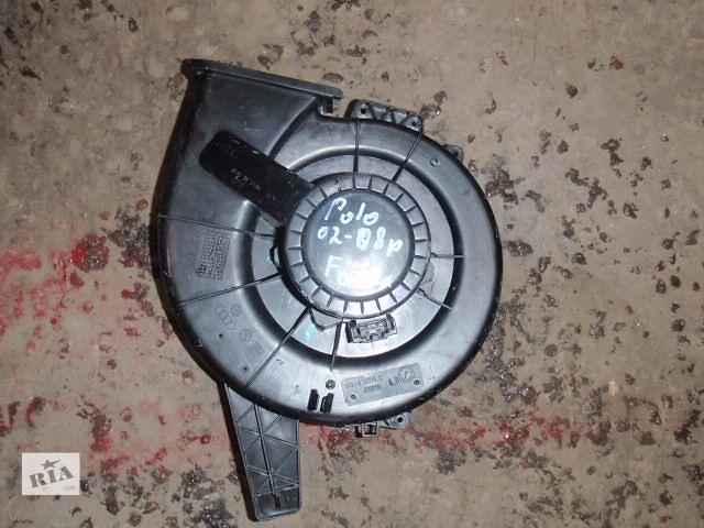 продам Моторчик печки для Skoda Fabia, 2005, 6Q1820015C бу в Львове
