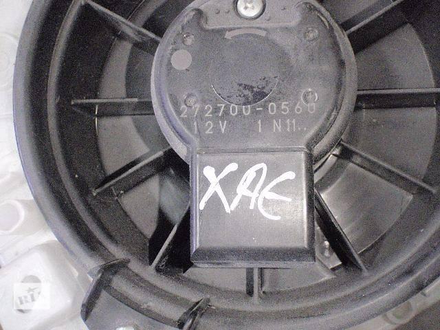 продам моторчик печки для Toyota Highlander, 2011, 272700-0560 бу в Львове
