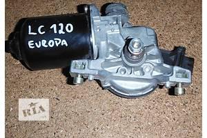 б/у Моторчики стеклоочистителя Toyota Land Cruiser Prado 120