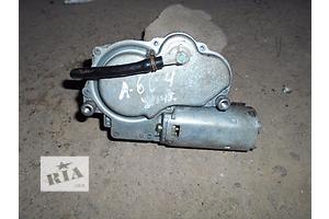 б/у Моторчик стеклоочистителя Audi A6