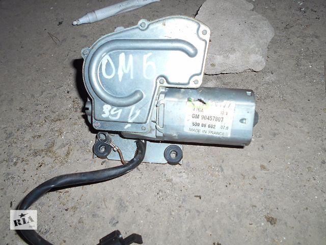 бу моторчик стеклоочистителя для универсала Opel Omega B, 1997, 90457807 в Львове