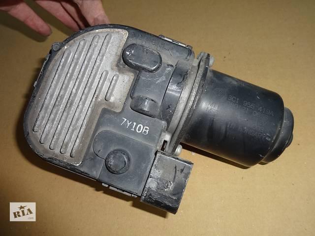 купить бу моторчик стеклоочистителя для Volkswagen Passat B6 3C1955419A в Львове