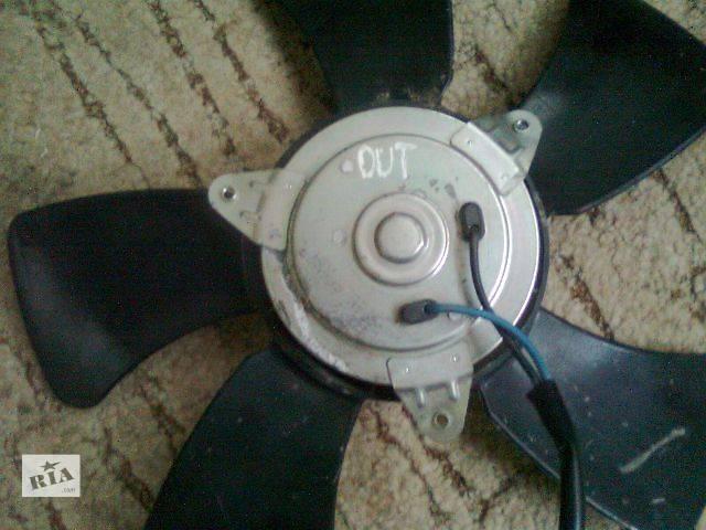 продам Моторчик вентилятора радиатора для легкового авто Mitsubishi Outlander 2007 бу в Киеве