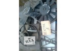 Моторчики вентилятора радиатора Opel Vectra A