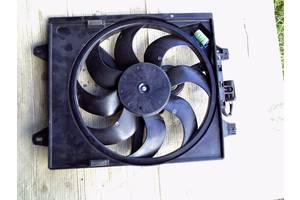 б/у Моторчик вентилятора радиатора Fiat Doblo