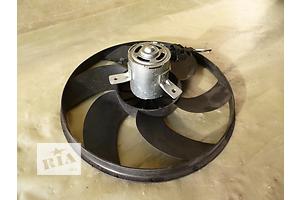 б/в Моторчик вентилятора радиатора Renault Logan