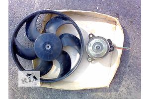 Моторчики вентилятора радиатора Peugeot 405