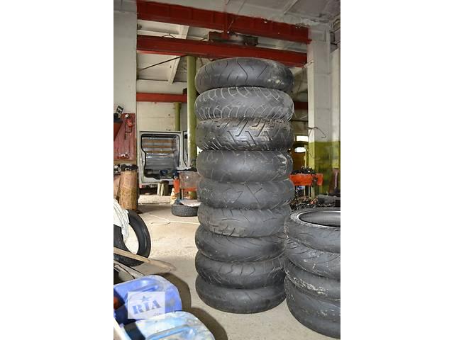 купить бу Моторезина задняя, передняя Metzeler IRC Bridgestone Dunlop Continental Avon Pirelli в Ровно