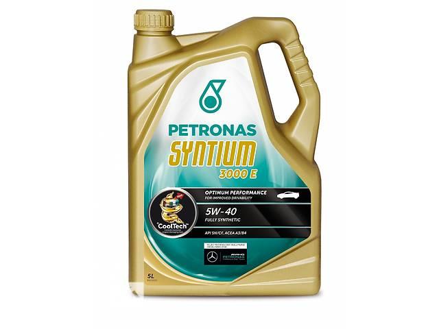 купить бу Моторное масло Petronas SYNTIUM 3000 E 5W-40 4л  в Запорожье