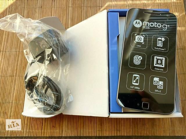 Motorola Moto G4 Plus (XT1642) 16Gb- объявление о продаже  в Черновцах