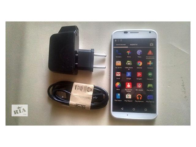 Motorola MOTO X - 16GB - White (Verizon) Smartphone- объявление о продаже  в Тернополе