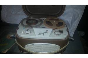 б/у Катушечный магнитофон