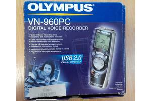 б/у Диктофоны цифровые Olympus