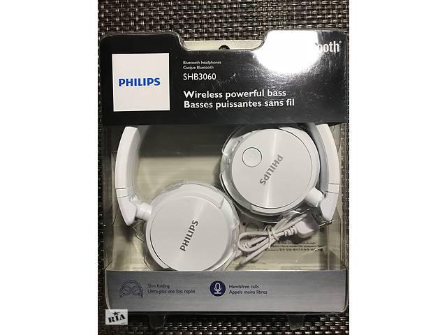 Наушники/гарнитура для телефона Philips SHB3060WT/00- объявление о продаже  в Киеве