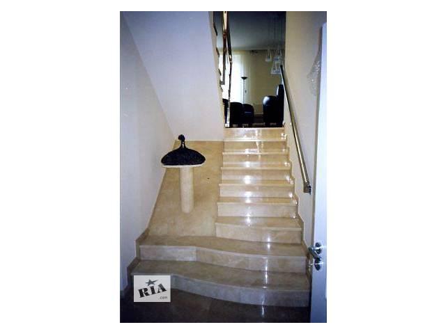 Мраморные ступени, облицовка лестниц мрамором- объявление о продаже  в Умани