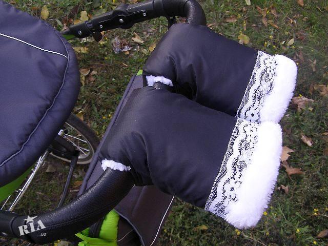 Сшить муфту для коляски