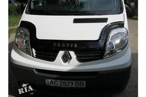 Новые Ветровики Renault Trafic