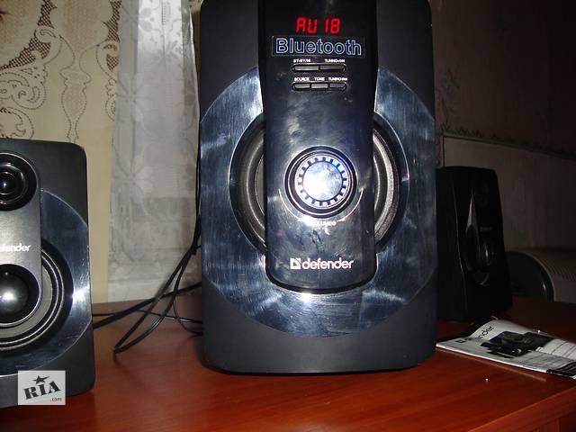продам Мультимедийная акустическая система 2.1Defender BLAZE M40 PRO. 2500Руб бу в Луганске