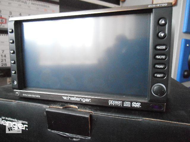 продам Мультимедийный центр 2-DIN Challenger DVA-9700 бу в Запорожье